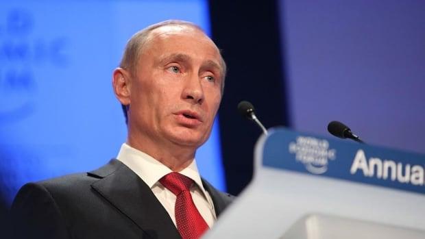 Russia Accuses Ukraine Of Armed Crimea Incursion Promo Image