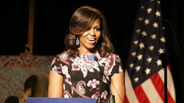 Michelle Obama: Watching The Election Was 'Painful' Promo Image