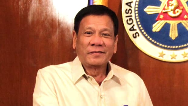 Philippines President Tells People To Kill Drug Addicts Promo Image
