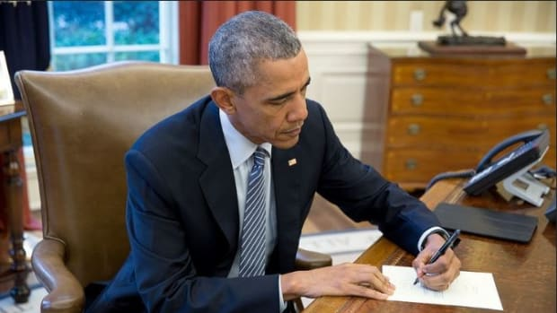 Obama Administration Backs Off Effort To Pass TPP Promo Image