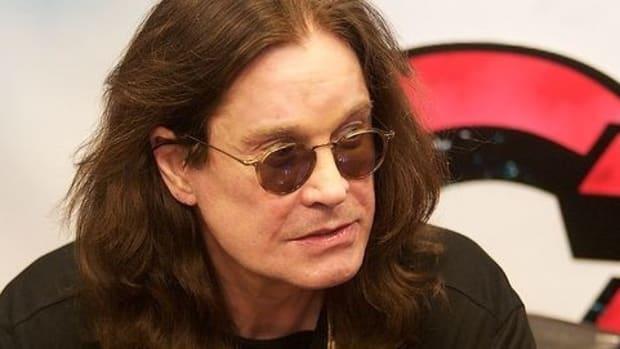 Ozzy Osbourne To Undergo Treatment for Sex Addiction Promo Image