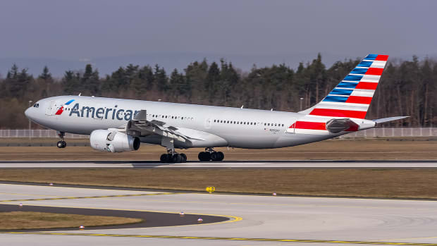 American Airlines Co-Pilot Dies Mid-Flight Promo Image