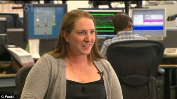 911 Dispatcher Comes To Aid Of Elderly Woman Promo Image