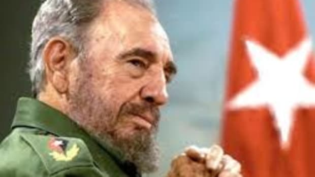 Fidel Castro Dies At Age 90 Promo Image