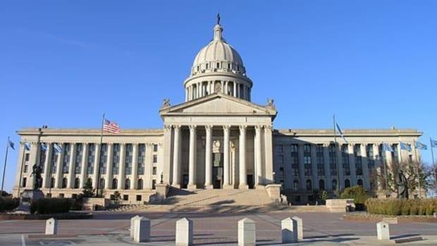 Oklahoma House Declares Abortion 'Murder' Promo Image