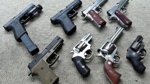 Terror, Refugee Concerns Drive Gun Sales In Europe Promo Image