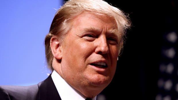 Republican: Trump Gave 'Assurances' To Cut LGBT Rights Promo Image