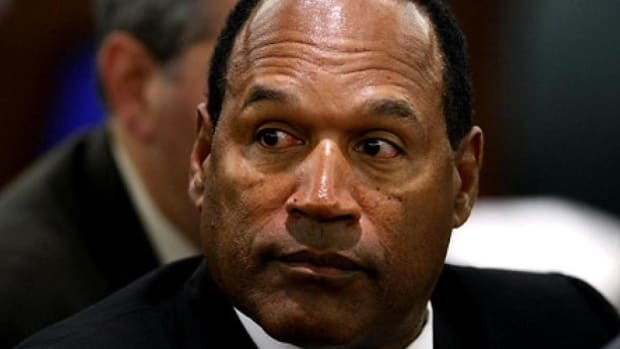 OJ Simpson Eligible For Release In October Promo Image