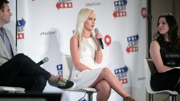 Tomi Lahren Suspended For Pro-Choice Comments Promo Image