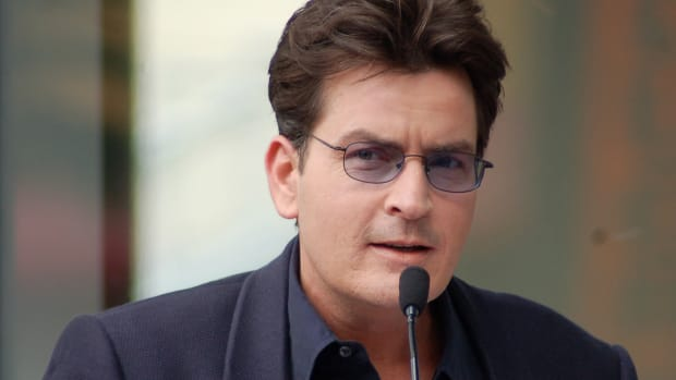 Report: Charlie Sheen's Plane Lands For Drug Inspection Promo Image