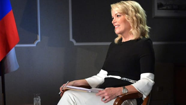 Megyn Kelly Comes Under Fire For Alex Jones Interview (Video) Promo Image