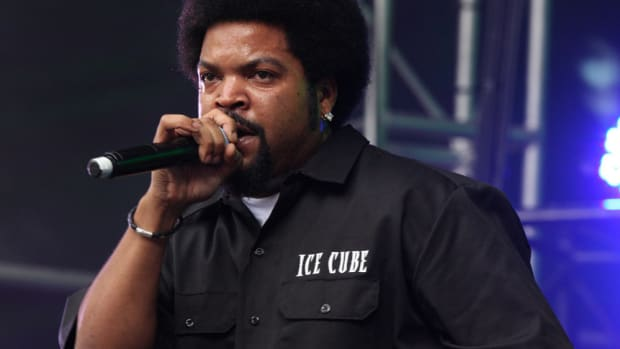 Ice Cube Releases Single Calling Out Police Promo Image