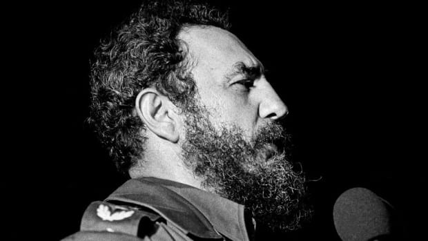 The Not-So-Secret Secret Life Of Fidel Castro Promo Image