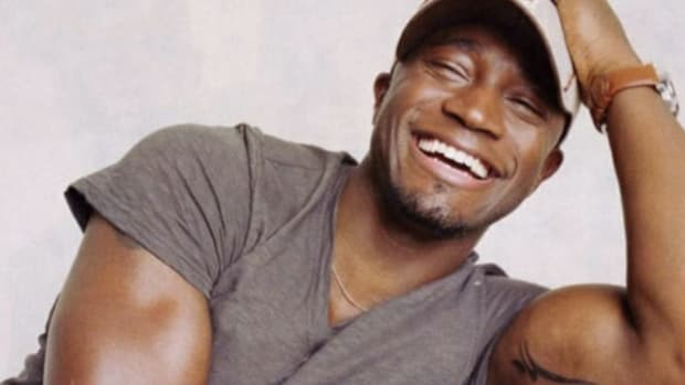 Actor Taye Diggs Involved In Crash Promo Image