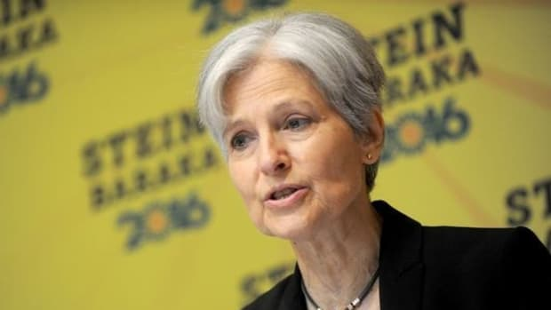 Jill Stein Wins Recount Bid In Michigan Promo Image