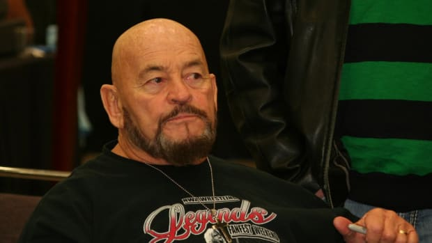 Wrestling Loses Second Icon In Days Promo Image