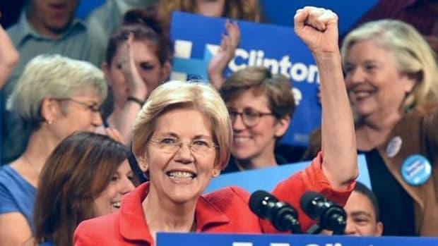 Elizabeth Warren To Trump: Let's Put Aside Differences Promo Image