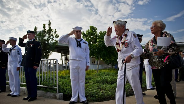 White House Offends 'Personally Embittered' WW2 Vets Promo Image