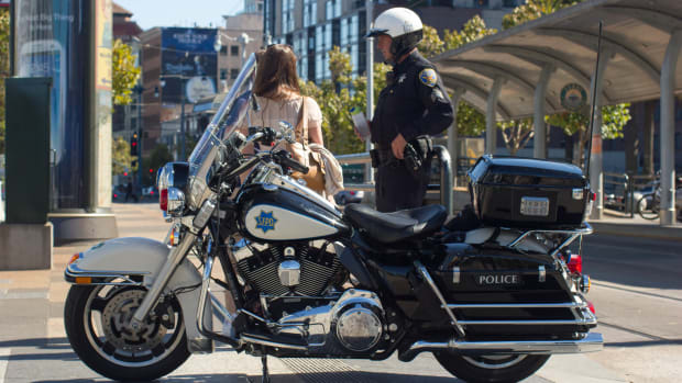 Feds Issue Scathing Critique Of San Francisco Police Promo Image