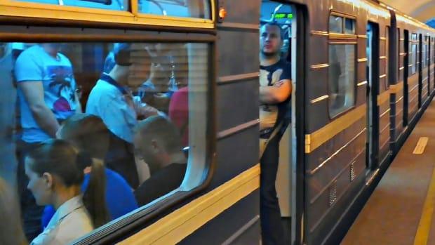 City Bans 'Manspreading' On Public Transportation Promo Image