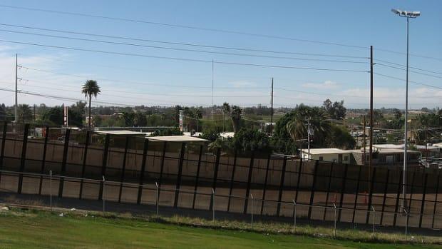 Trump Requests $4 Billion To Build Border Wall Promo Image