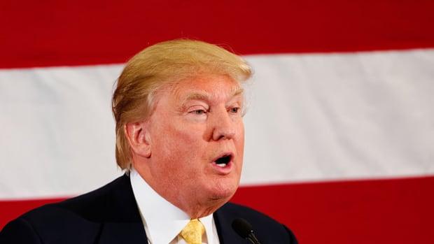 Trump Will Seek $54 Billion Increase In Defense Spending Promo Image