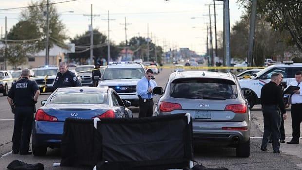 Former NFL Player Shot In Suspected Road Rage Incident Promo Image