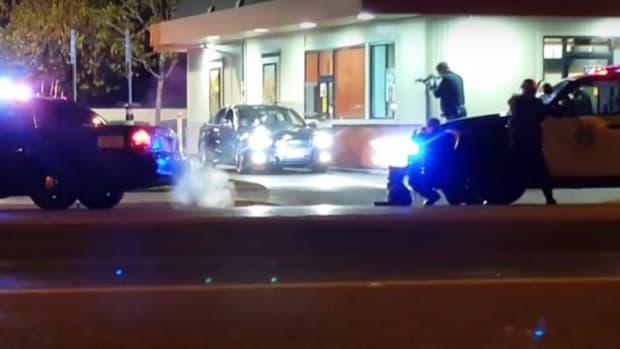 Deputy Accused Of Pulling Gun At Drive-Thru (Video) Promo Image