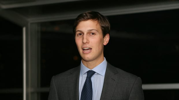 Mueller Probing Jared Kushner's Business Activities Promo Image
