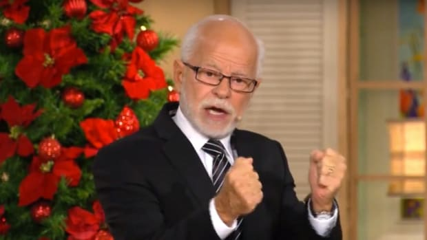 Televangelist: All Hell Opposes Trump's Righteousness (Video) Promo Image