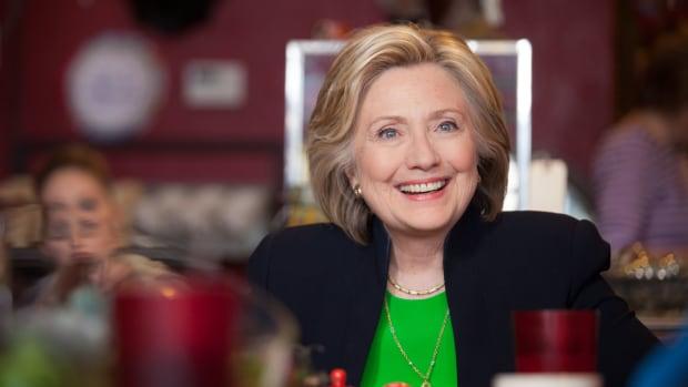Hillary Clinton Got Off Easy Promo Image