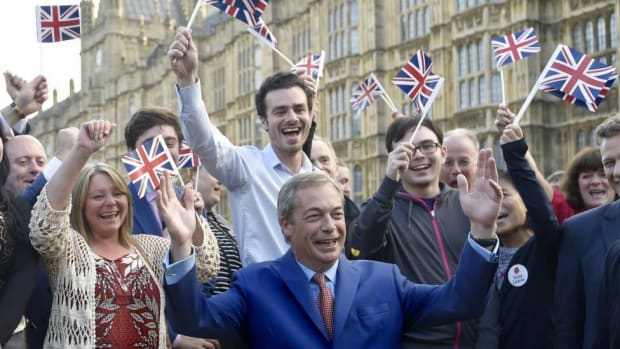 More People Are Regretting Voting For Brexit  Promo Image
