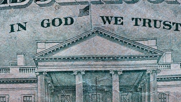 Ohio Judge Defends Use Of 'In God We Trust' On Currency Promo Image