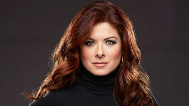 Debra Messing In Hot Water After Travel Ban Tweet (Photo) Promo Image