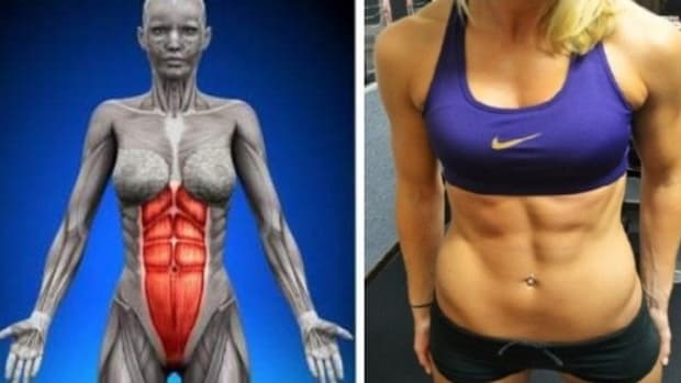 In One Month Your Abs Will Be Flat With This 60 Second Exercise (Video) Promo Image