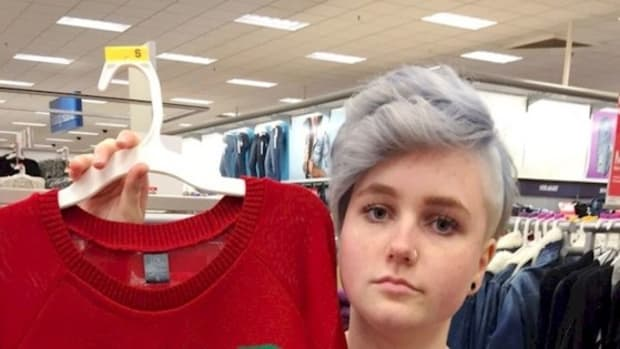 OCD Sweater At Target Sparks Controversy (Photo) Promo Image