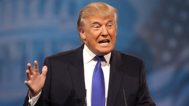 Trump Campaign Staffers Say Trump Needs Constant Praise Promo Image