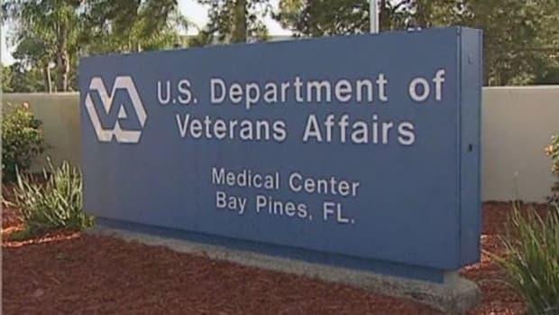 VA Staff Left Veteran's Body In Shower For 9 Hours Promo Image