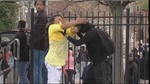 Mom Who Smacked Son For Joining Riots Loses Her Home Promo Image