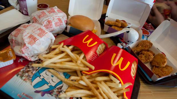 McDonald's Workers Spot Facebook Killer, May Get Reward Promo Image