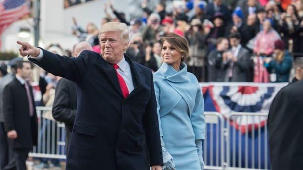 Joy Behar: Trump Is Holding Melania 'Hostage'  Promo Image