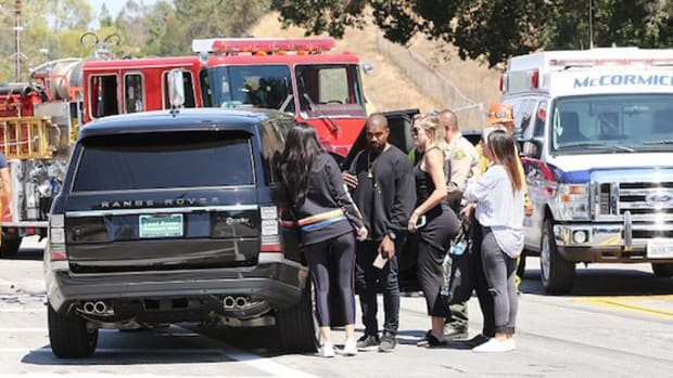 Kris Jenner Involved In Serious Accident Promo Image
