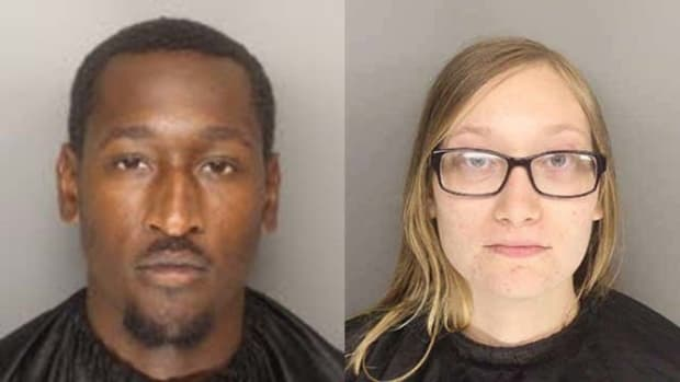 Couple Arrested After Police Look Into Baby's Mouth, See What They Did Promo Image