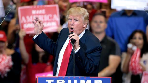 Trump Responds To Comey Testimony On Twitter Promo Image