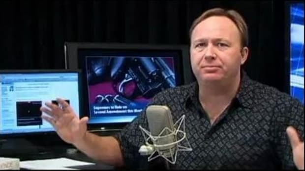 Alex Jones' Lawyer: Jones Is A Performance Artist Promo Image