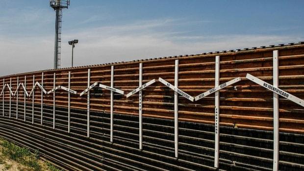 Trump No Longer Demands Border Wall Funding Promo Image