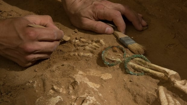 Archaeological Discovery May Solve Biblical Mystery Promo Image