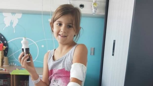 Girl's Rare Cancer Miraculously Spotted By Chance Promo Image