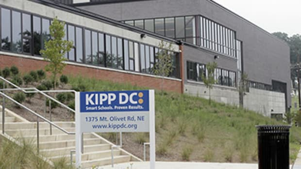 Parent Punches Student In School Hallway Promo Image