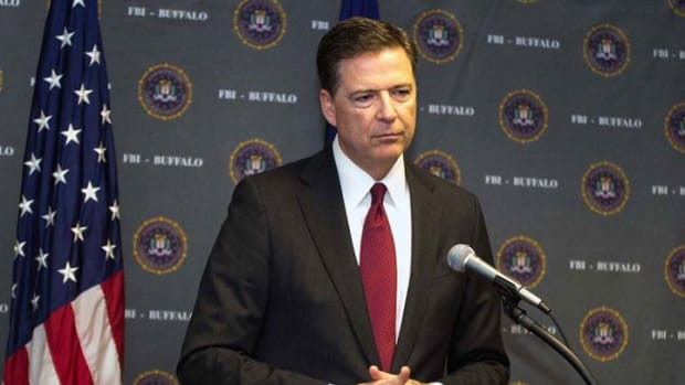 Comey Felt 'Disgusted' And 'Unsettled' By Trump (Video) Promo Image